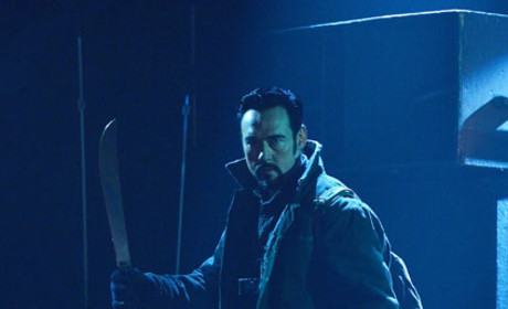 Vasily Fet - The Strain Season 1 Episode 13