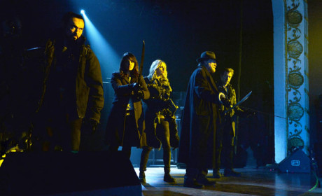 Fet Joins the Party - The Strain Season 1 Episode 13