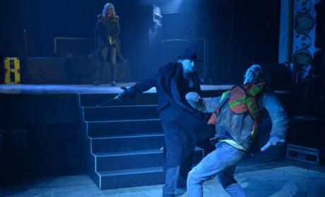 Setrakian Kills It - The Strain Season 1 Episode 13