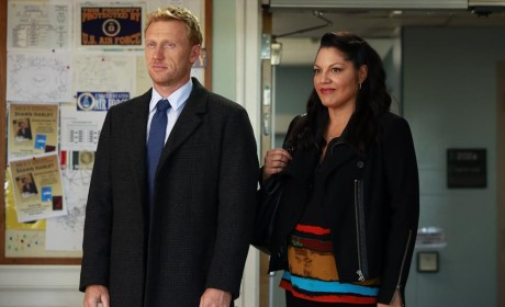 Callie and Owen Photo - Grey's Anatomy