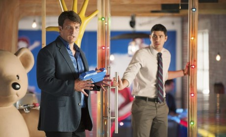 Castle: Watch Season 7 Episode 2 Online