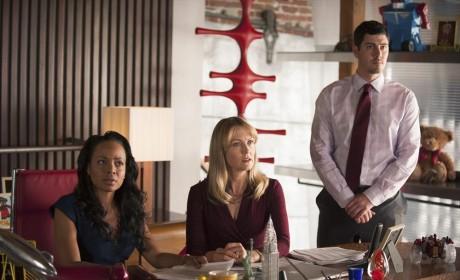 Colleagues or Suspects - Castle Season 7 Episode 2