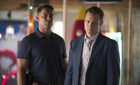 Looking Unhappy - Castle Season 7 Episode 2
