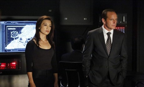A New Gifted - Agents of S.H.I.E.L.D.