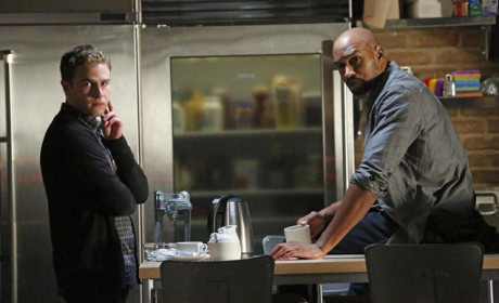 Fitz and Mack BFF's - Agents of S.H.I.E.L.D. Season 2 Episode 3