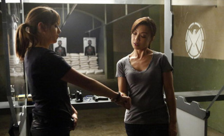 Training with the Best - Agents of S.H.I.E.L.D. Season 2 Episode 3