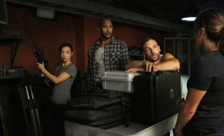 New Faces of S.H.I.E.L.D. - Agents of S.H.I.E.L.D. Season 2 Episode 3