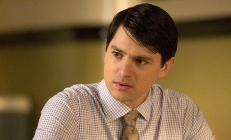 NicholasD'Agosto Cast as Harvey Dent on Gotham