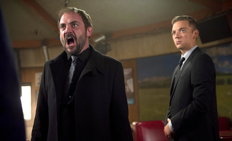Royal Scream - Supernatural Season 10 Episode 2