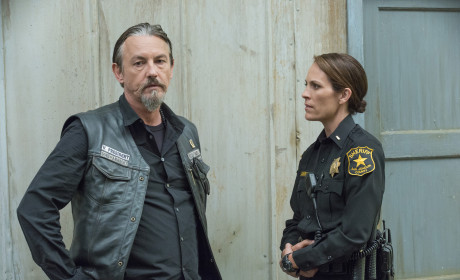 Chibs and Jarry - Sons of Anarchy