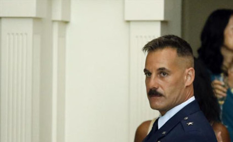 Talbot At the Party - Agents of S.H.I.E.L.D. Season 2 Episode 4