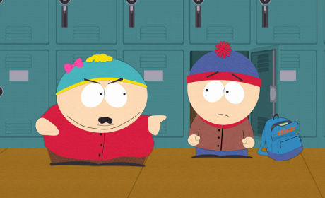 Stan the Cissy - South Park