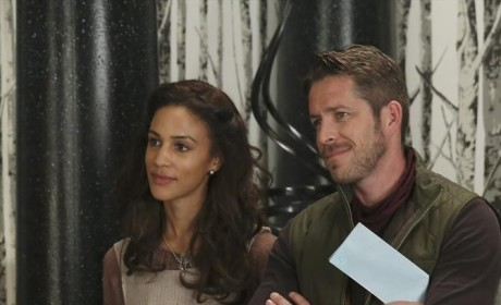 Robin Hood & Marian - Once Upon a Time Season 4 Episode 3