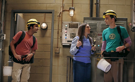 The Big Bang Theory Season 8 Episode 6 Review: The Expedition Approximation