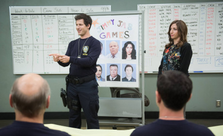 Brooklyn Nine-Nine Season 2 Episode 3 Review: The Jimmy Jab Games