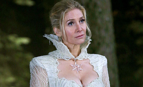 The Snow Queen - Once Upon a Time Season 4 Episode 4