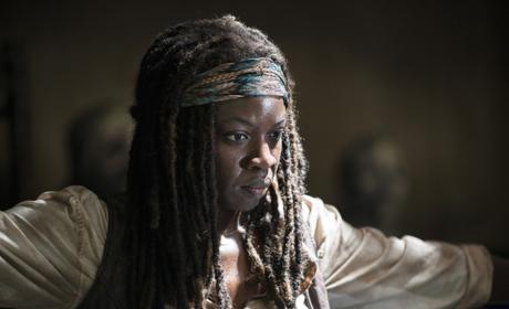Michonne Pic - The Walking Dead Season 5 Episode 2