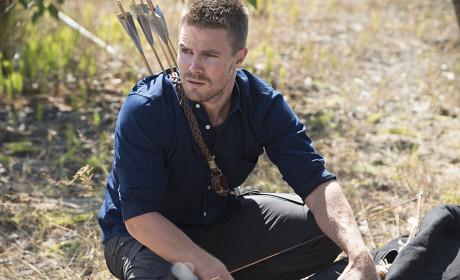 Crouching Arrow Season 3 Episode 3