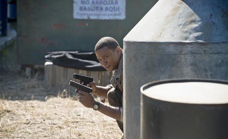 Diggle's Ready - Arrow Season 3 Episode 3