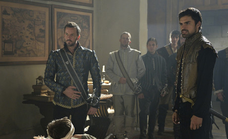 "Reign Season 2 Episode 5 Photos ""Blood for Blood"""