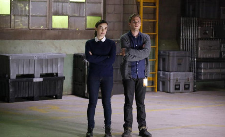 Imaginary-Simmons is Back - Agents of S.H.I.E.L.D. Season 2 Episode 5