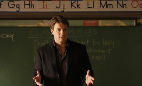 Should Have Been a Teacher - Castle Season 7 Episode 4