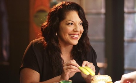 Happy Callie - Grey's Anatomy Season 11 Episode 5
