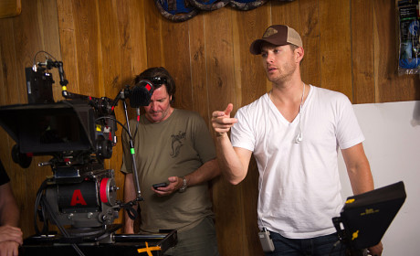 "Ackles Directs ""Soul Survivor"" - Supernatural Season 10 Episode 3"