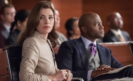 TV Ratings Report: Good News for The Good Wife