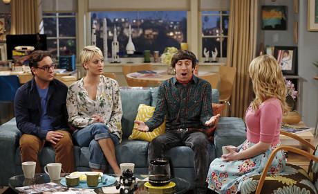The Big Bang Theory: Watch Season 8 Episode 6 Online