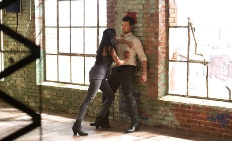 Gia vs. Elijah - The Originals Season 2 Episode 4