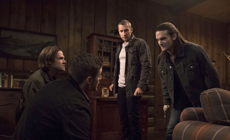 On Their Knees - Supernatural Season 10 Episode 4