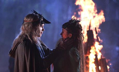 Klaus and Tatia - The Originals Season 2 Episode 5