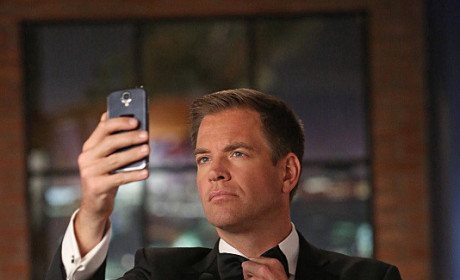 NCIS Photo Preview: Really Stretching It