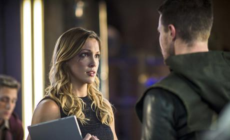 Lawyer Laurel - Arrow Season 3 Episode 4