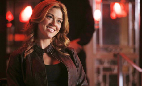 Bobbi Morse Smiles - Agents of S.H.I.E.L.D. Season 2 Episode 6