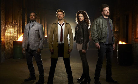 Constantine Season 1 Episode 1 Review: Non Est Asylum