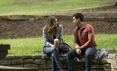 Elena and Liam - The Vampire Diaries Season 6 Episode 7