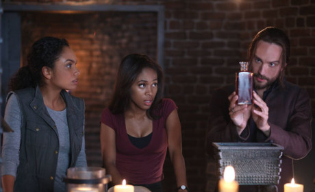 """Sleepy Hollow Photos from """"And The Abyss Gazes Back"""""""