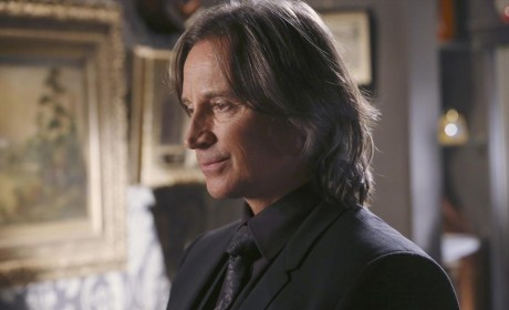 The Truth About the Dagger - Once Upon a Time Season 4 Episode 6