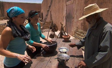 Moroccan Run - The Amazing Race