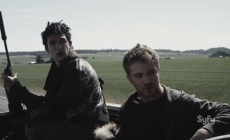 Nebraska - Z Nation Season 1 Episode 8