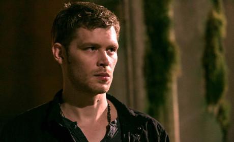 Close Up of Klaus - The Originals Season 2 Episode 6