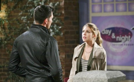 Abigail Isn't Happy - Days of Our Lives