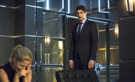 Left in Tears - Arrow Season 3 Episode 5