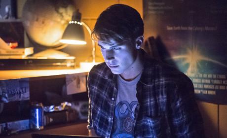 Nolan Funk as Cooper Seldon - Arrow Season 3 Episode 5