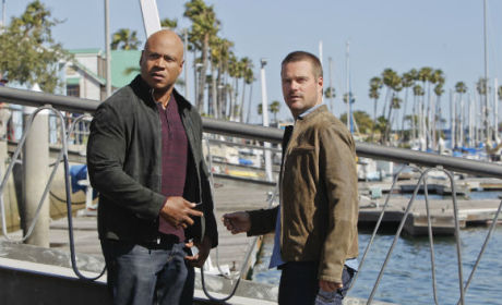 NCIS Los Angeles Scoop: Chris O'Donnell Talks Directing, Stakes For the Team & More