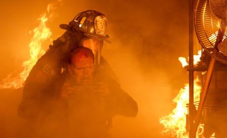 Severide to the rescue - Chicago Fire Season 3 Episode 7