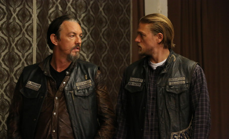 Sons of Anarchy Season 7 Episode 9 Review: What a Piece of Work Is Man