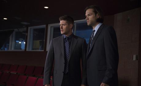 Stunned Silent - Supernatural Season 10 Episode 5